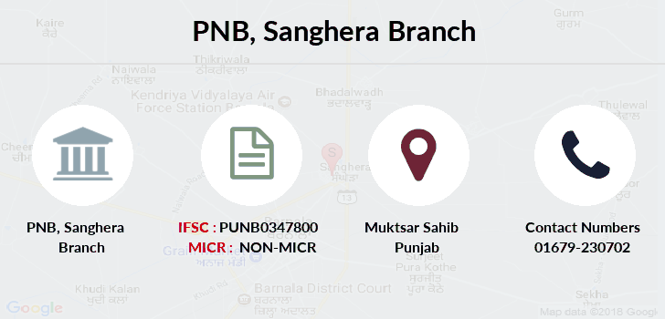 Punjab-national-bank Sanghera branch