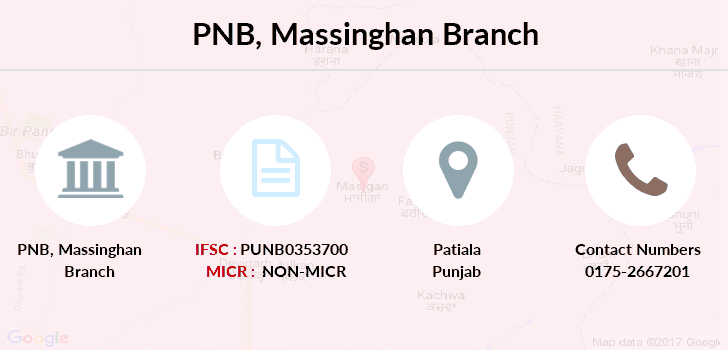 Punjab-national-bank Massinghan branch