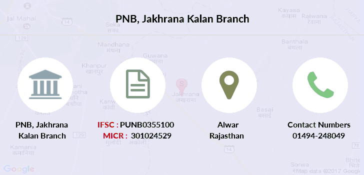 Punjab-national-bank Jakhrana-kalan branch