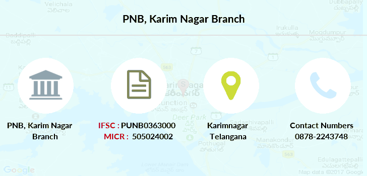 Punjab-national-bank Karim-nagar branch