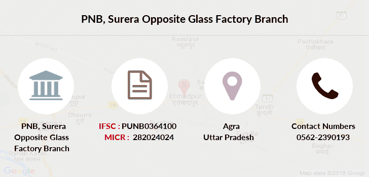 Punjab-national-bank Surera-opposite-glass-factory branch