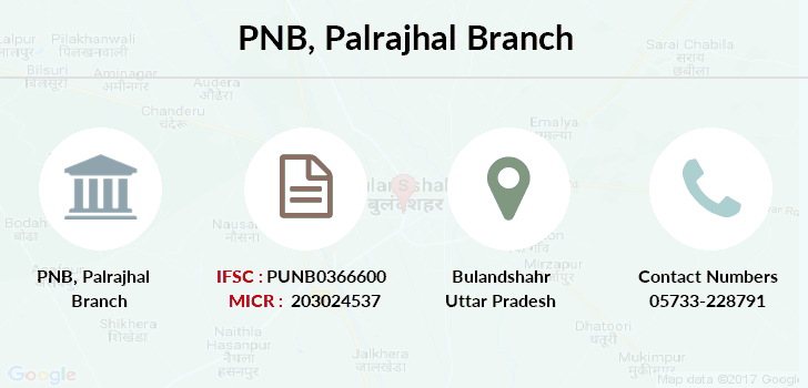 Punjab-national-bank Palrajhal branch