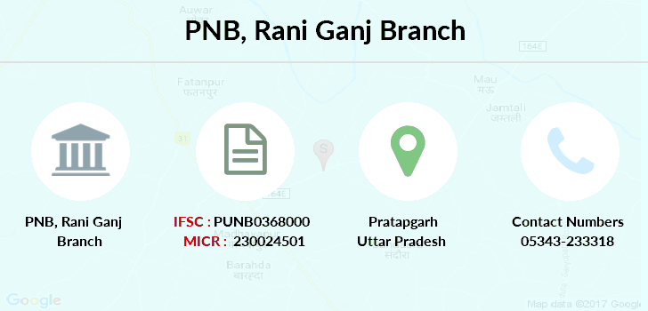 Punjab-national-bank Rani-ganj branch