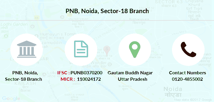 Punjab-national-bank Noida-sector-18 branch