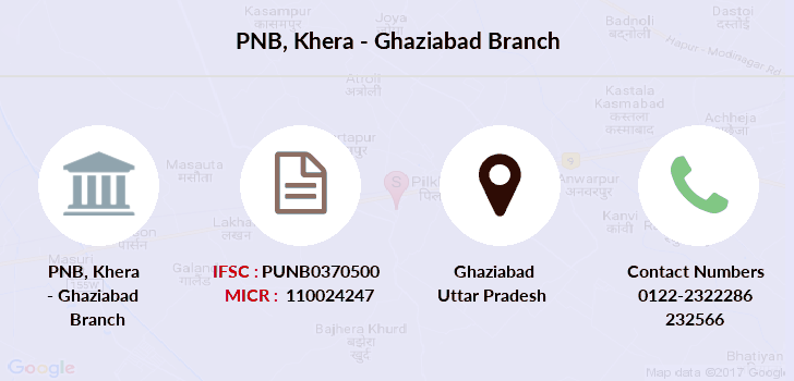 Punjab-national-bank Khera-ghaziabad branch