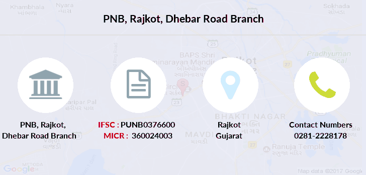 Punjab-national-bank Rajkot-dhebar-road branch