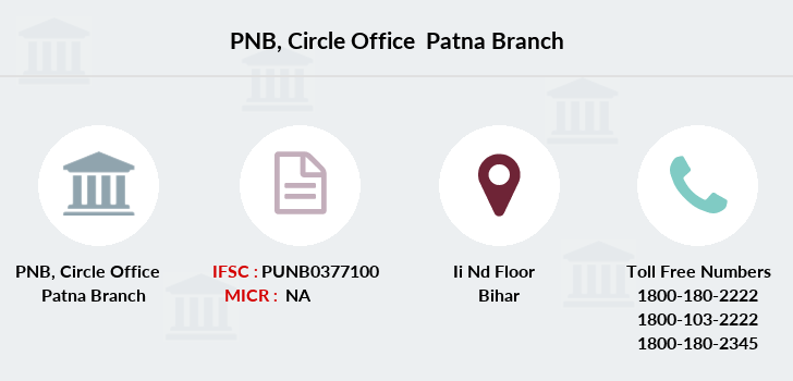 Punjab-national-bank Circle-office-patna branch