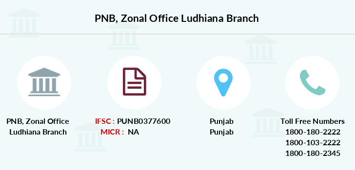 Punjab-national-bank Zonal-office-ludhiana branch