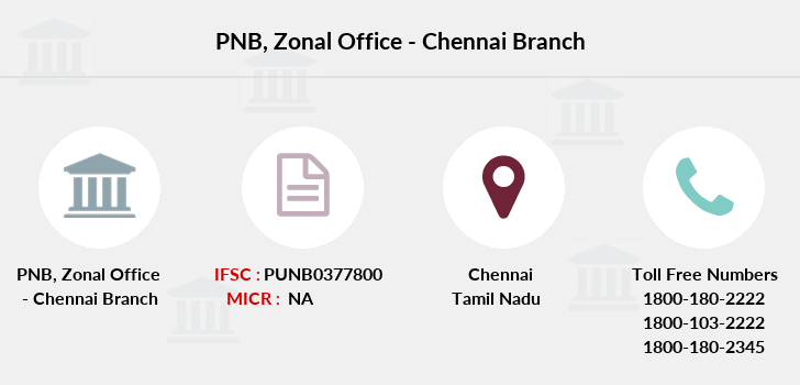 Punjab-national-bank Zonal-office-chennai branch