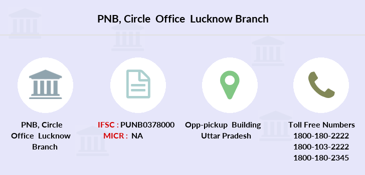 Punjab-national-bank Circle-office-lucknow branch