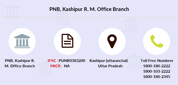 Punjab-national-bank Kashipur-r-m-office branch