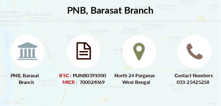 Punjab-national-bank Barasat branch