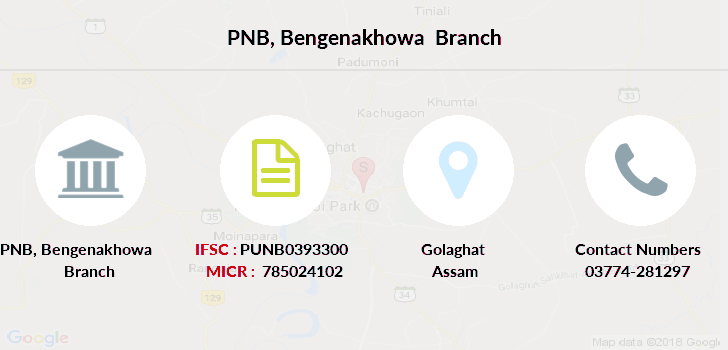 Punjab-national-bank Bengenakhowa branch