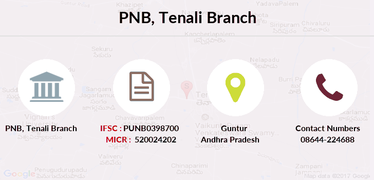 Punjab-national-bank Tenali branch