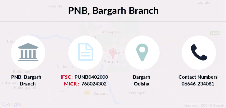 Punjab-national-bank Bargarh branch