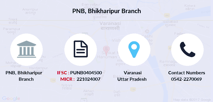 Punjab-national-bank Bhikharipur branch
