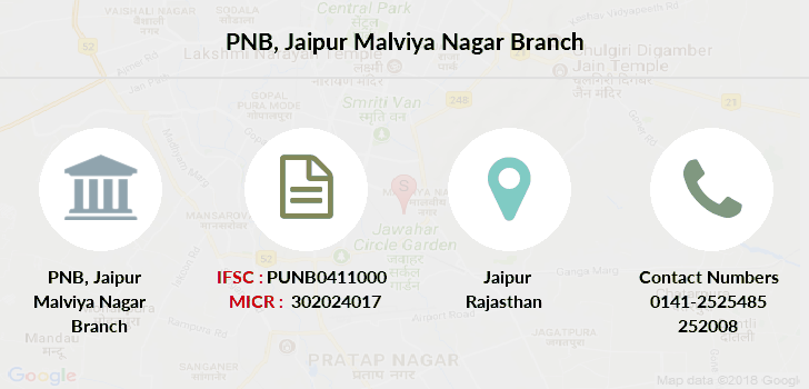 Punjab-national-bank Jaipur-malviya-nagar branch