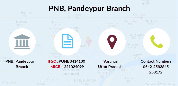 Punjab-national-bank Pandeypur branch