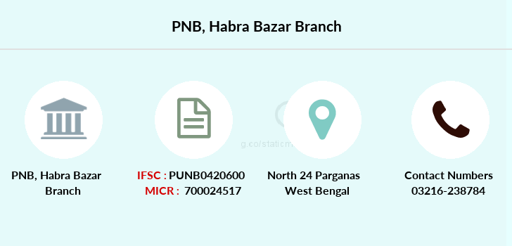 Punjab-national-bank Habra-bazar branch