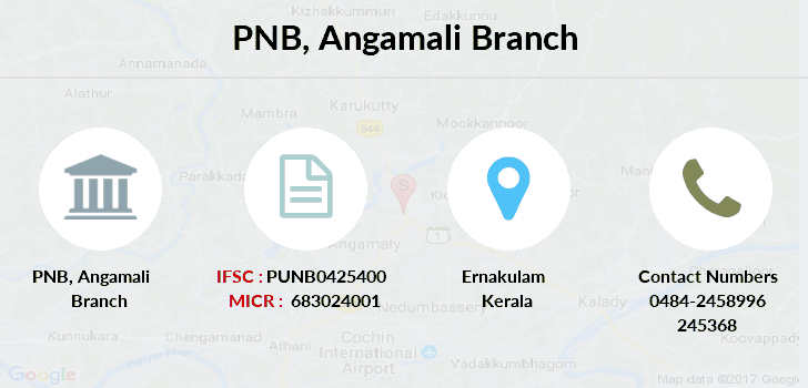 Punjab-national-bank Angamali branch