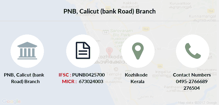 Punjab-national-bank Calicut-bank-road branch