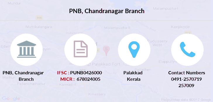 Punjab-national-bank Chandranagar branch