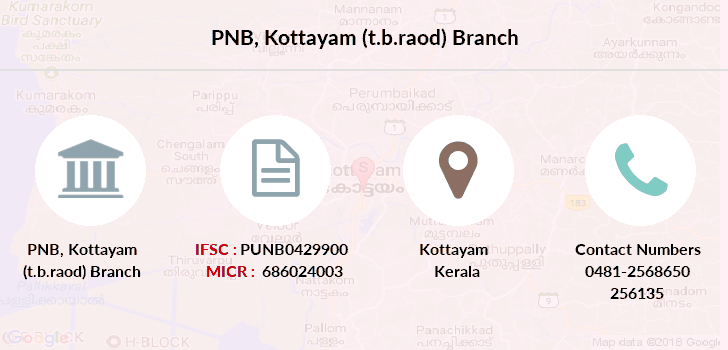 Punjab-national-bank Kottayam-t-b-raod branch