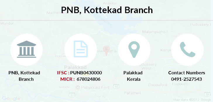Punjab-national-bank Kottekad branch