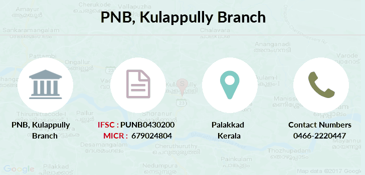 Punjab-national-bank Kulappully branch