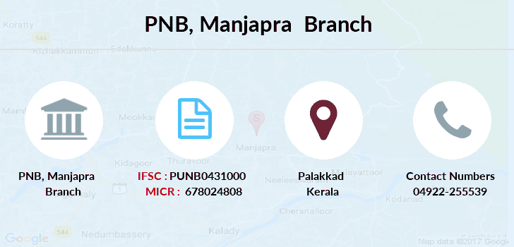 Punjab-national-bank Manjapra branch