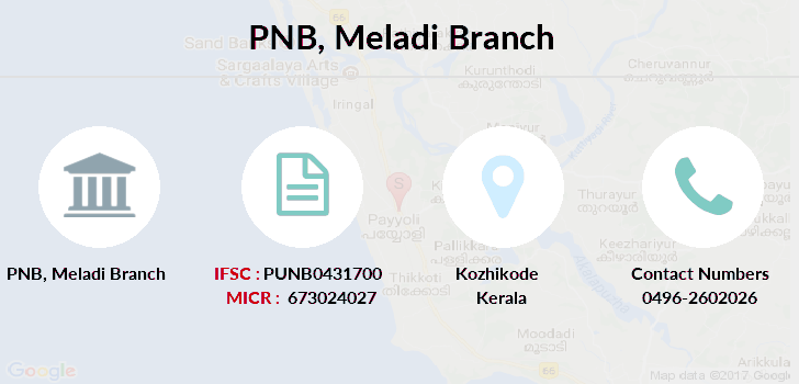 Punjab-national-bank Meladi branch