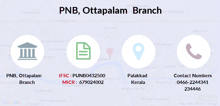 Punjab-national-bank Ottapalam branch