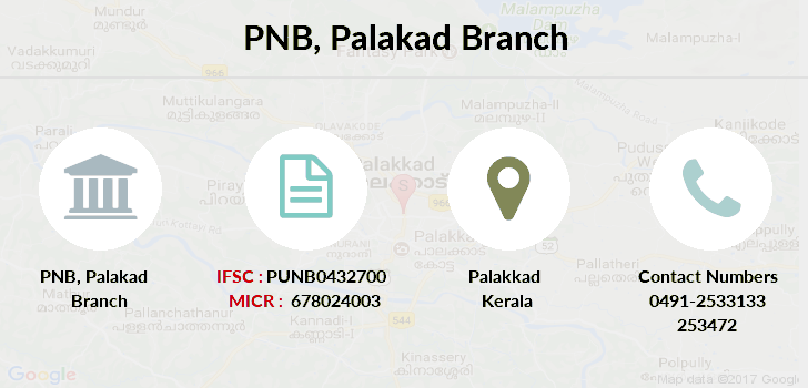 Punjab-national-bank Palakad branch