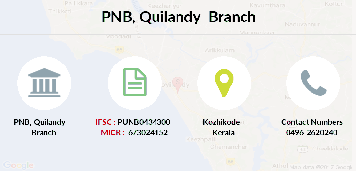 Punjab-national-bank Quilandy branch