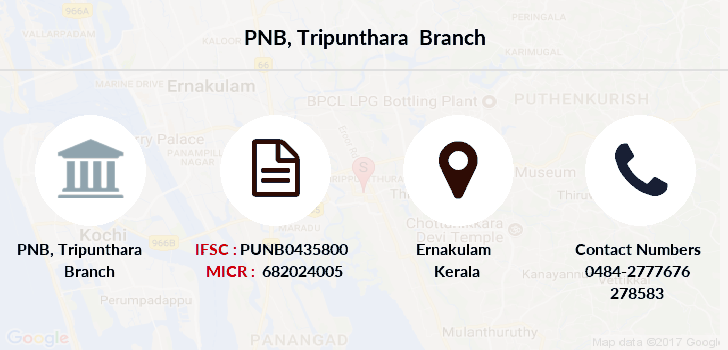 Punjab-national-bank Tripunthara branch