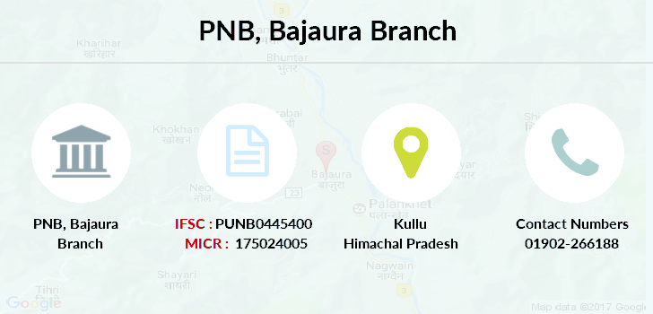 Punjab-national-bank Bajaura branch