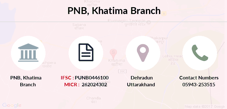 Punjab-national-bank Khatima branch