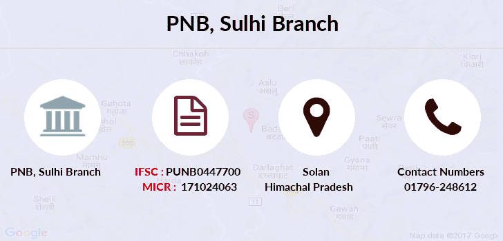 Punjab-national-bank Sulhi branch