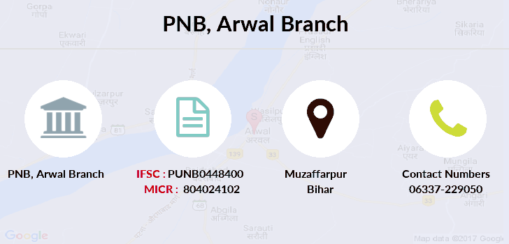 Punjab-national-bank Arwal branch