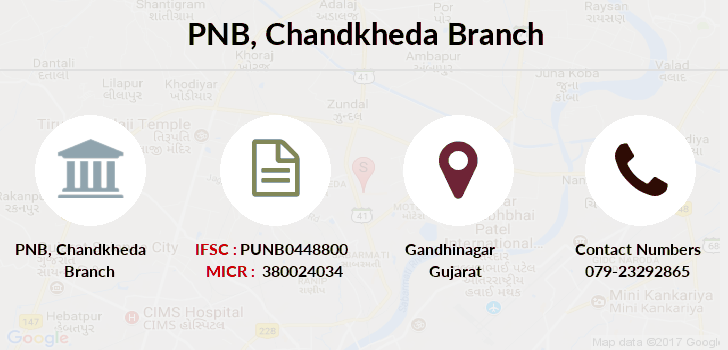Punjab-national-bank Chandkheda branch