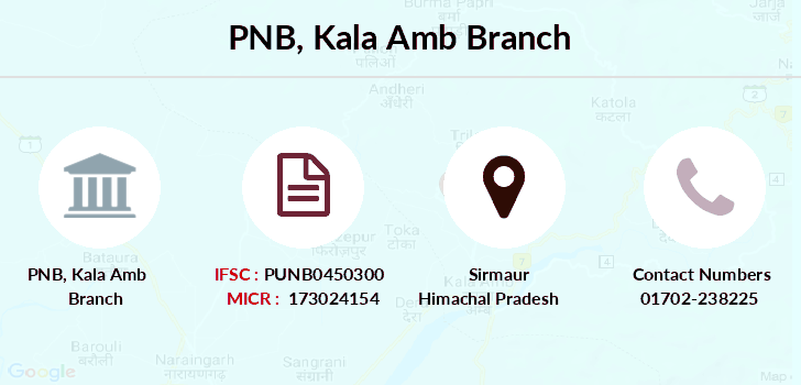 Punjab-national-bank Kala-amb branch
