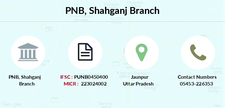 Punjab-national-bank Shahganj branch