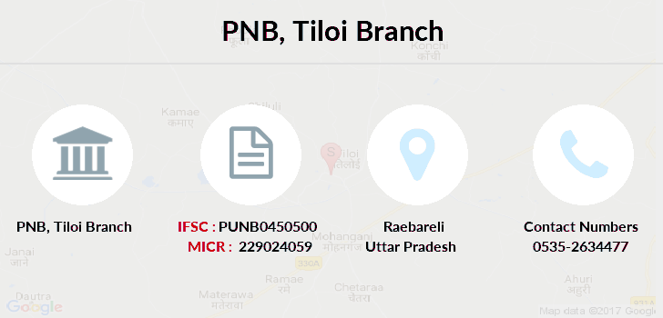 Punjab-national-bank Tiloi branch