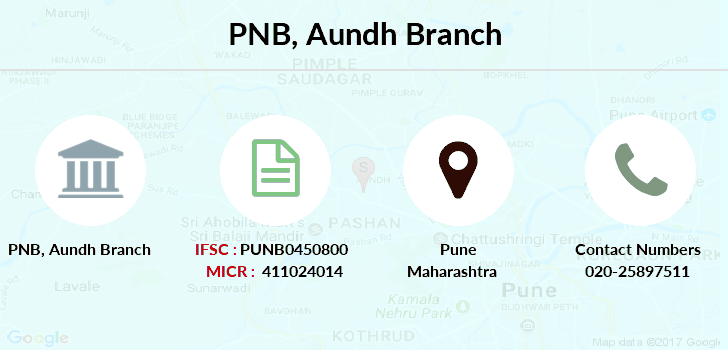 Punjab-national-bank Aundh branch