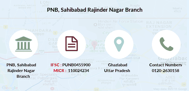 Punjab-national-bank Sahibabad-rajinder-nagar branch