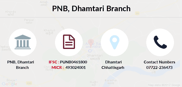 Punjab-national-bank Dhamtari branch