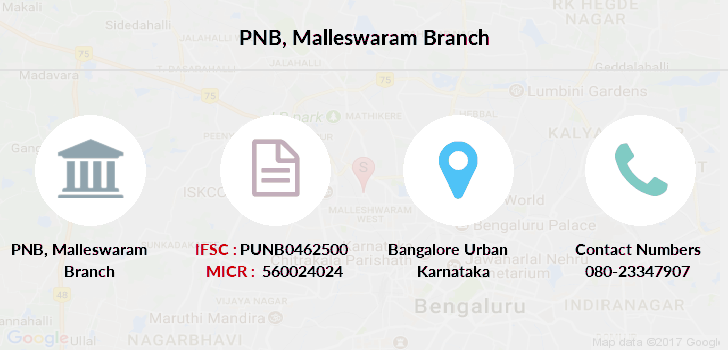 Punjab-national-bank Malleswaram branch