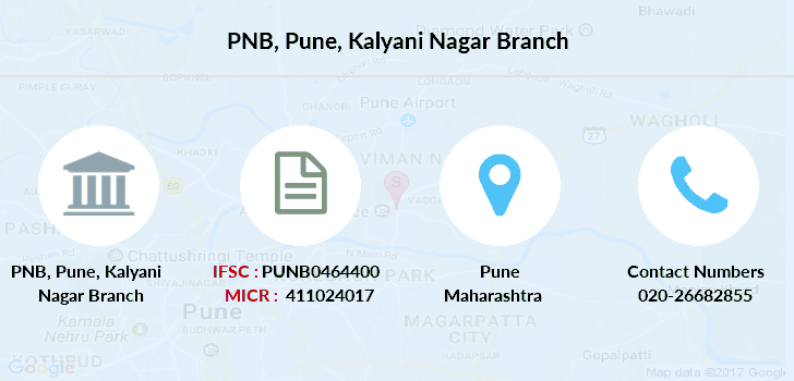 Punjab-national-bank Pune-kalyani-nagar branch
