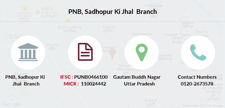 Punjab-national-bank Sadhopur-ki-jhal branch