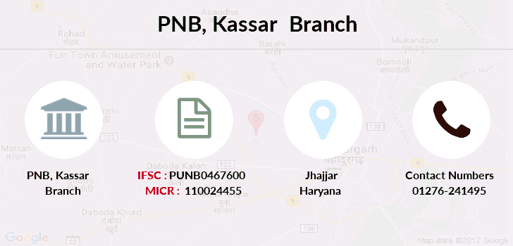 Punjab-national-bank Kassar branch